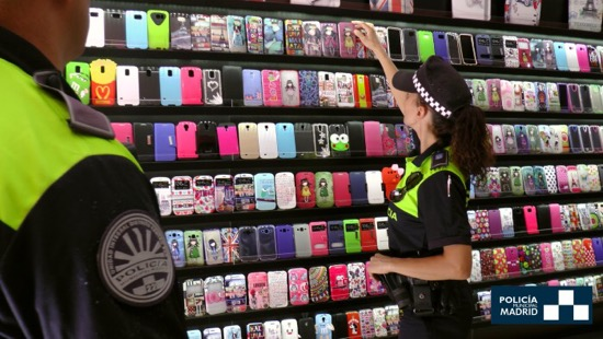 Madird玩具行动:查货60万假冒商品,23人被起诉