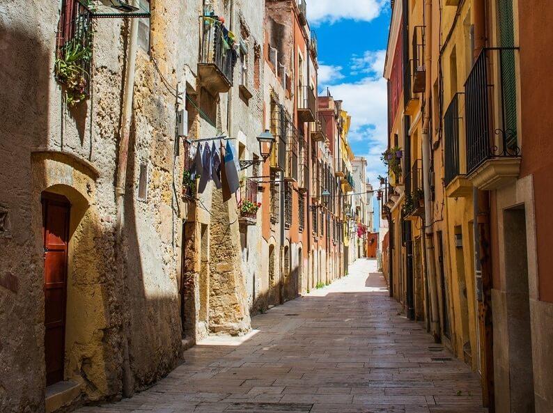 巴塞罗那郊区Terrassa有房出租