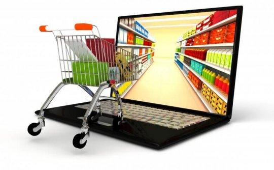 西班牙各网上超市,吃的喝的用的,网上都能买了
