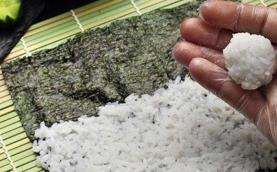 如何煮寿司饭?Cómo se hace Receta del arroz para sushi