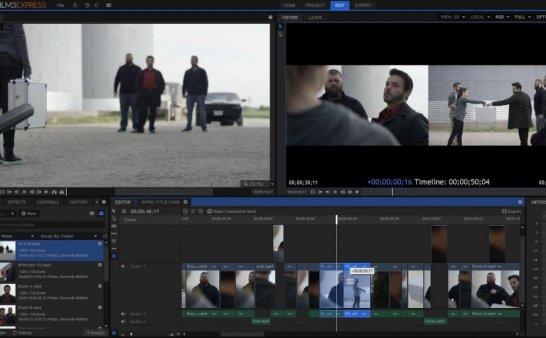FXhome 免费视频编辑软件